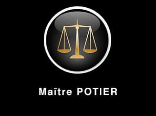 Cabinet d'Avocat – Maître Potier