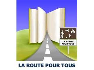 La route pour tous à Quimper