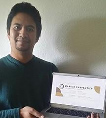 Membre du réseau d'entreprise Efficia | Maxime Carpentier