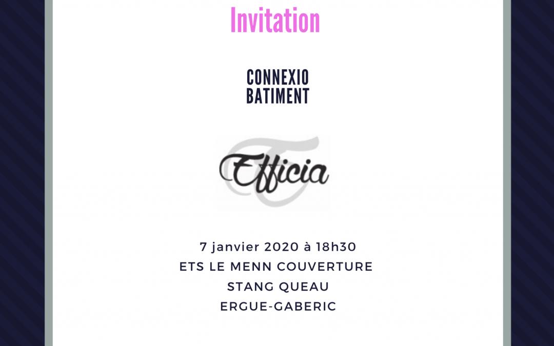 Connexio Bâtiment 07/01/2020
