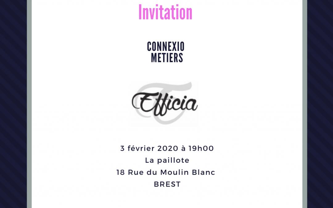 Connexio Métiers 03/02/2020