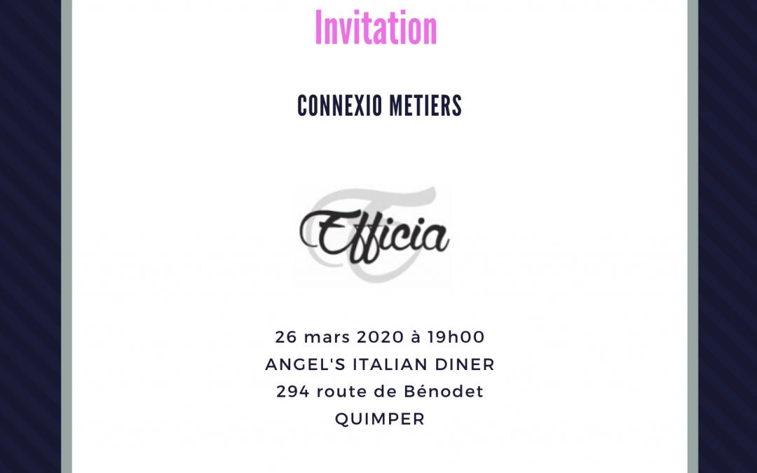 Connexio Métiers 26/03/2020