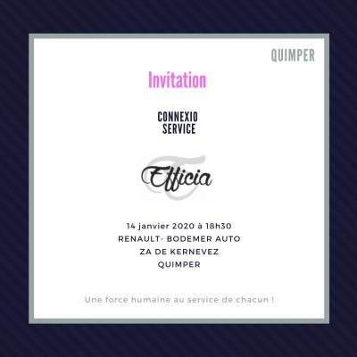 Connexio Service 14/01/2020