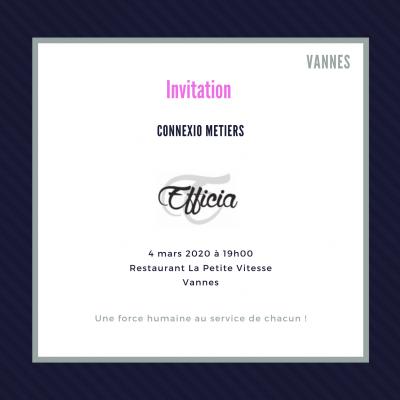 Connexio Métiers 04/03/2020