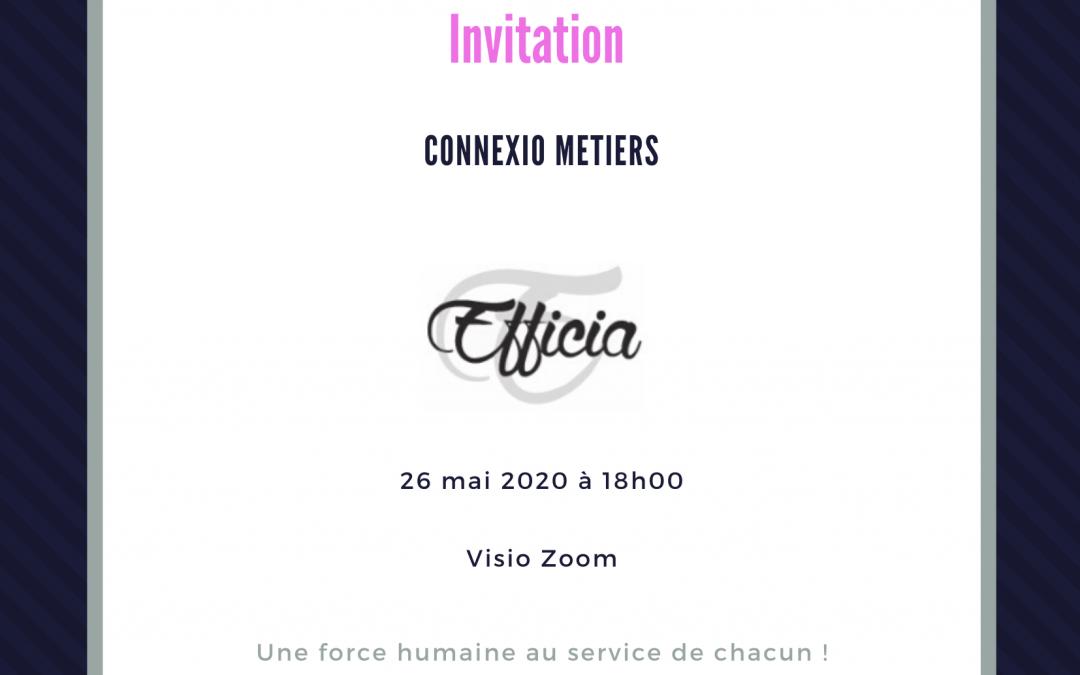 Connexio Métiers 26/05/2020