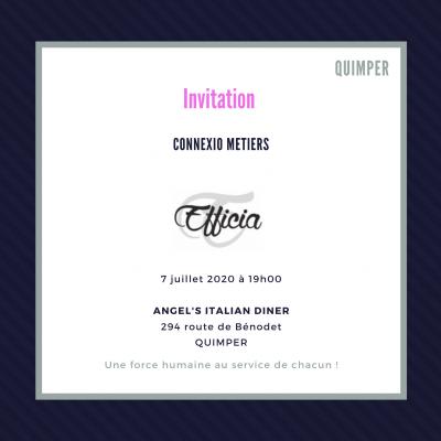 Connexio Métiers 07/07/2020