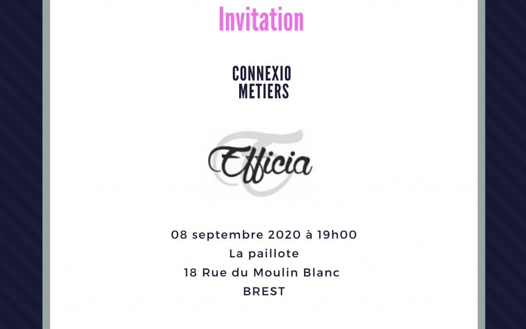 Connexio Métiers 08/09/2020